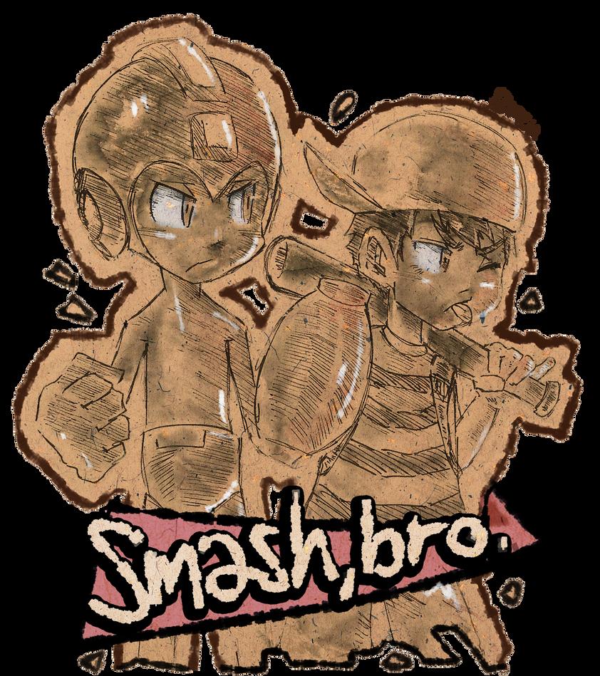 Smash, bro. by BusyBuzu