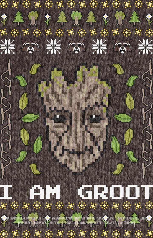 I am Sweater by Brieana
