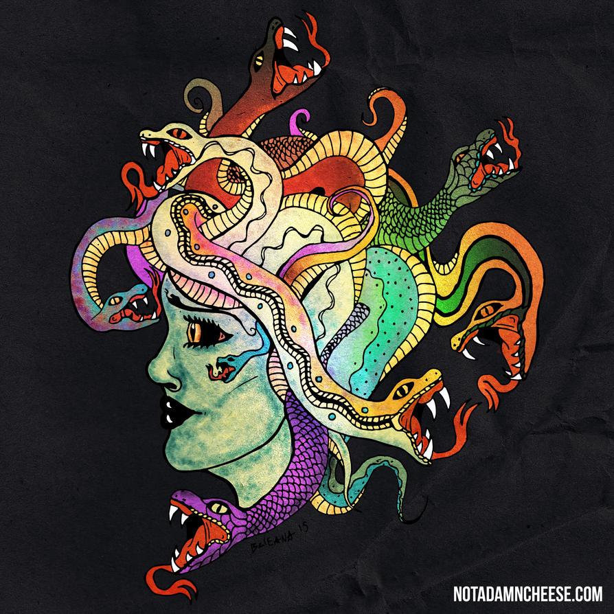 Medusa by Brieana