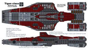 Tigon Class Stealth Variant by XRaiderV1