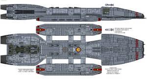 Battlestar Hera BSG-46