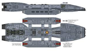 BSG-47 Battlestar Vigilance