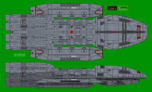Battlestar Eternal Redux