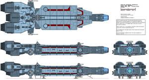 YZ-775-A silverhawk external