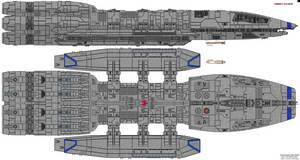 battlestar artemis block II upgrade
