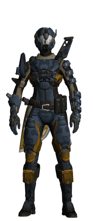 destiny titan Viola 1
