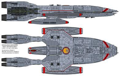 armored titan class medstar