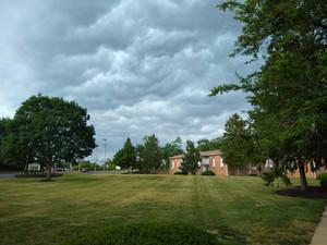 more lightning and thunder