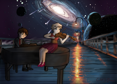 At Dock, 12:00 am by PezMiNT