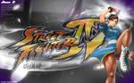 Chun Li Street Fighter IV