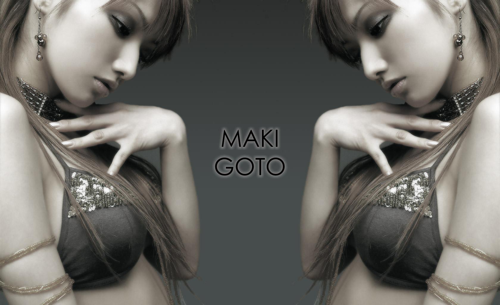 Maki Goto Foxy Fungo by NEO-Musume