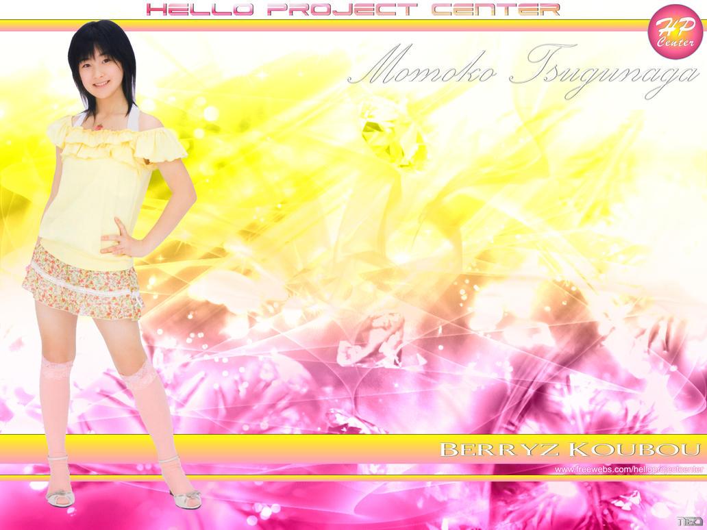 Momoko Tsugunaga Kawaii by NEO-Musume