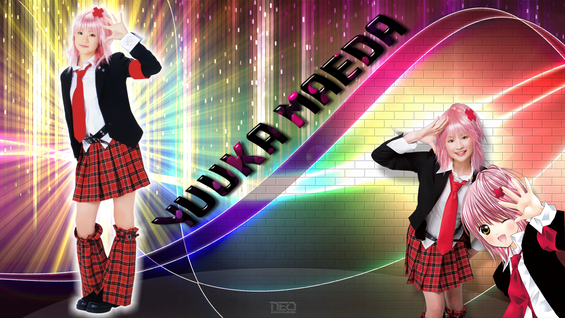 Yuuka Maeda Full Color by NEO-Musume