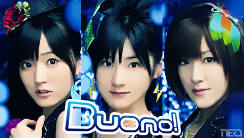 Blue Buono by NEO-Musume