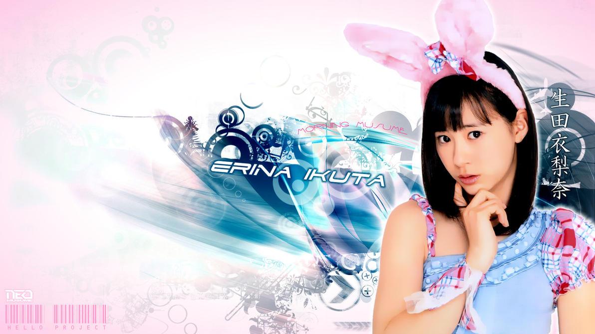 Erina Ikuta by NEO-Musume