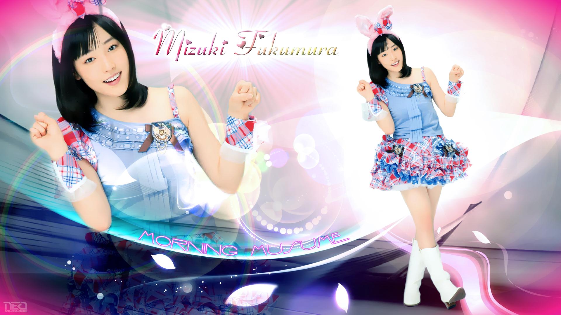 Mizuki Fukumura by NEO-Musume