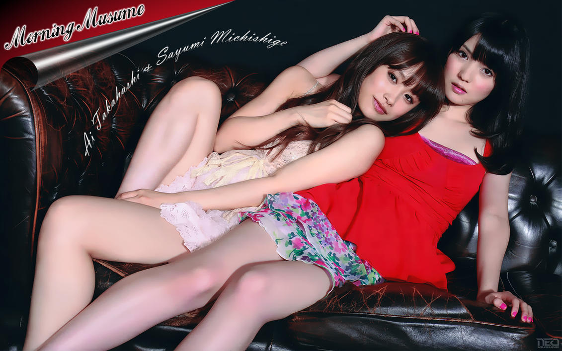 Ai and Sayumi by NEO-Musume