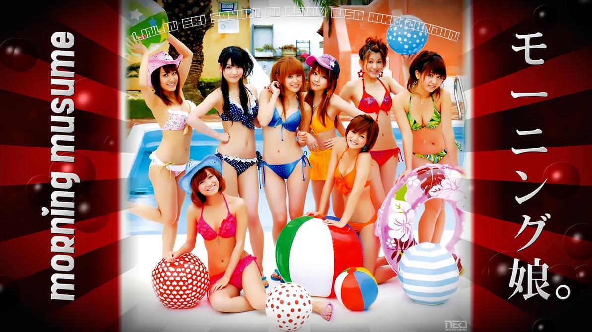 Musume in Bikini by NEO-Musume
