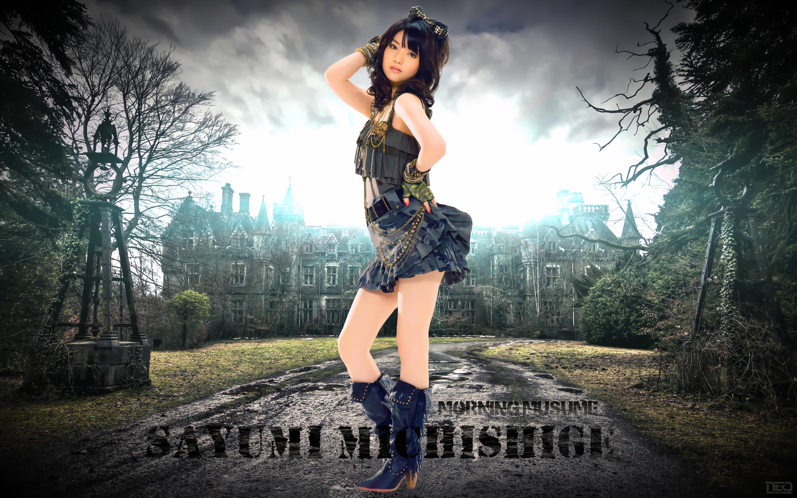 Sayumi Warrior by NEO-Musume