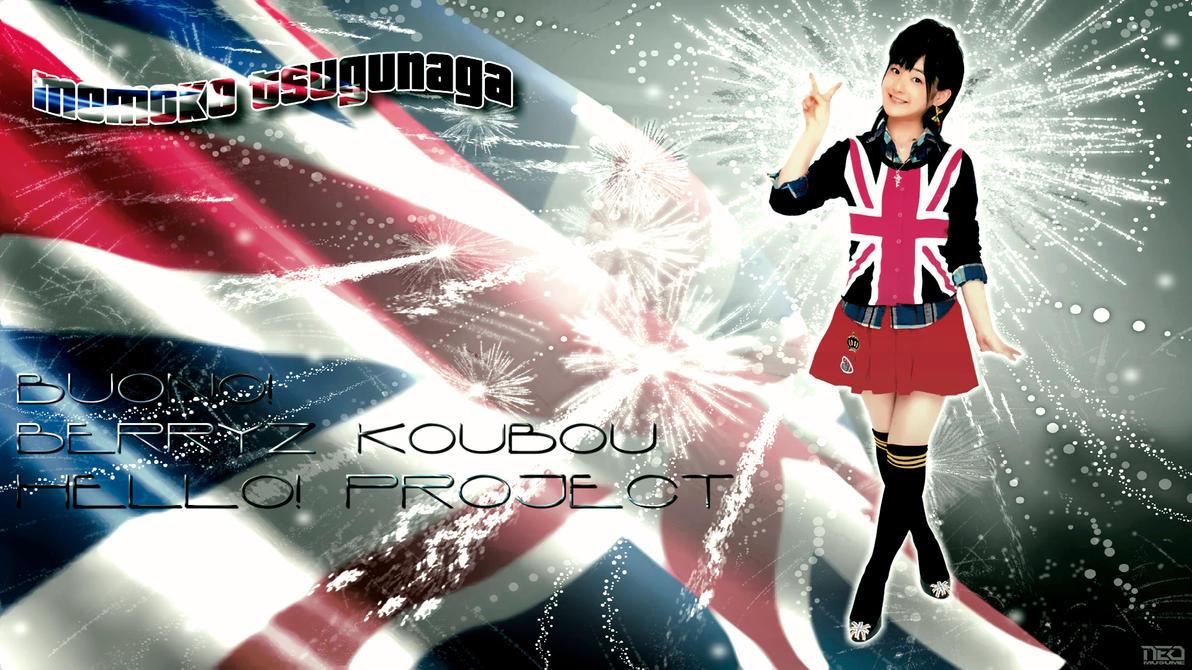 Momoko British by NEO-Musume