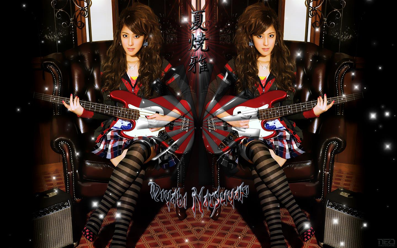 Miyabi Rock by NEO-Musume
