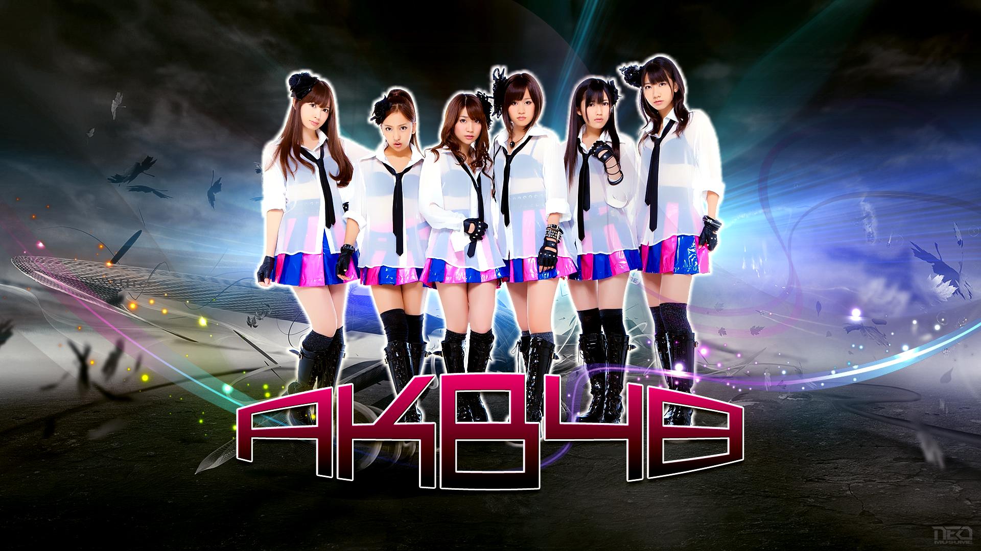 AKB48 Beginner by NEO-Musume