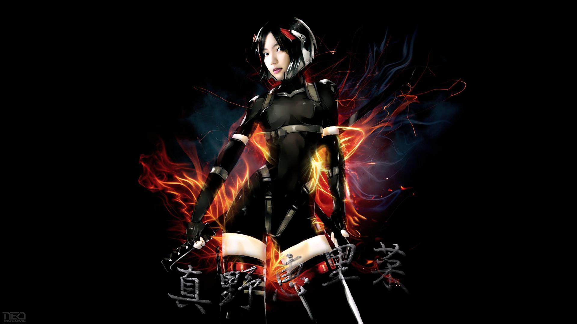 Ninja Erina by NEO-Musume