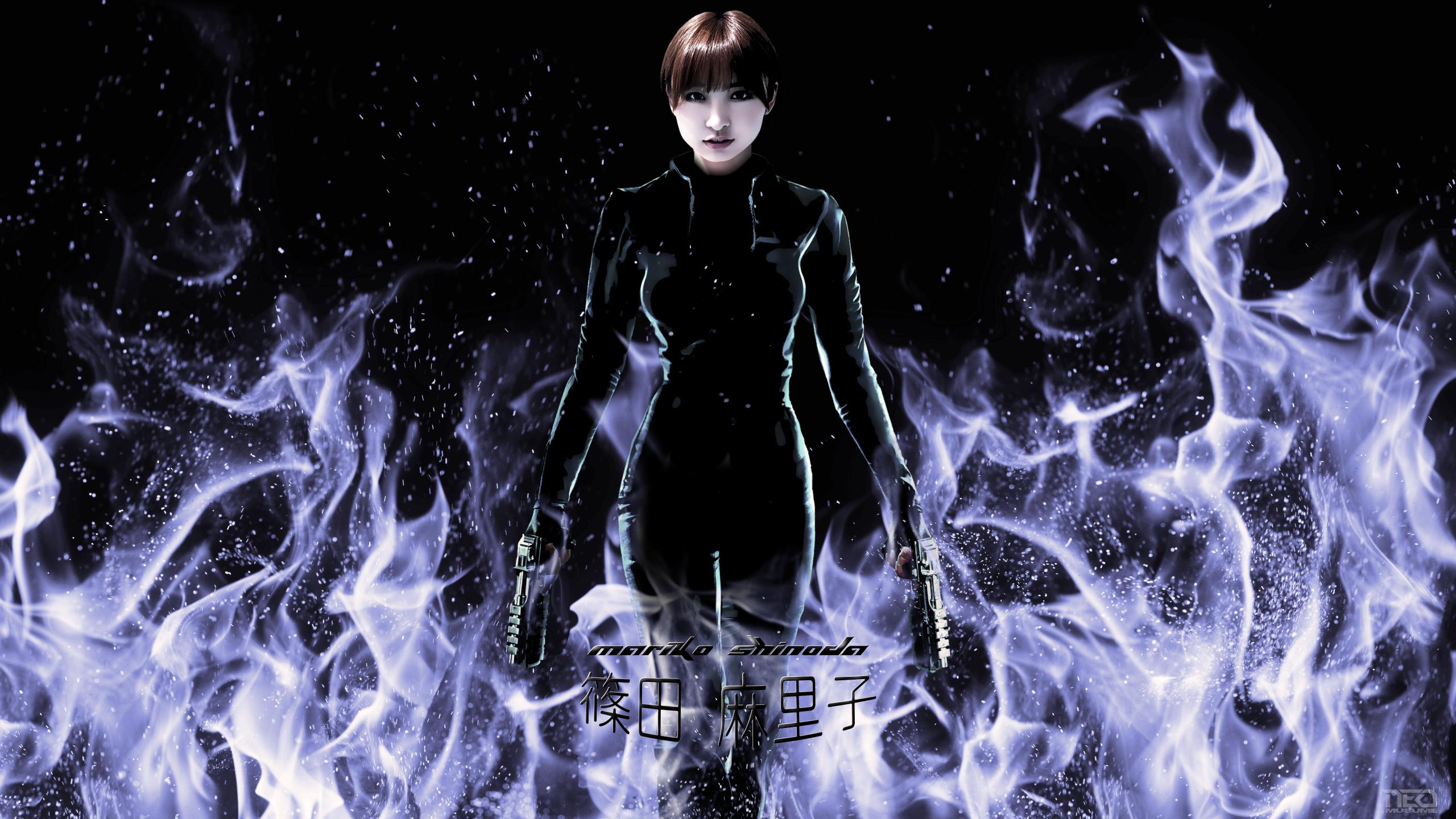 Mariko Dark by NEO-Musume