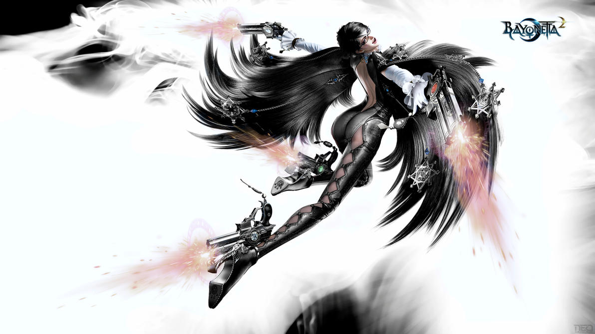 Bayonetta 2 4K by NEO-Musume