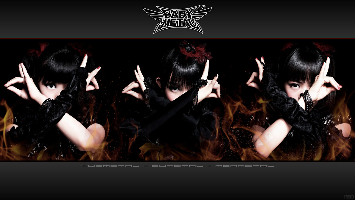 BABYMETAL Fire by NEO-Musume