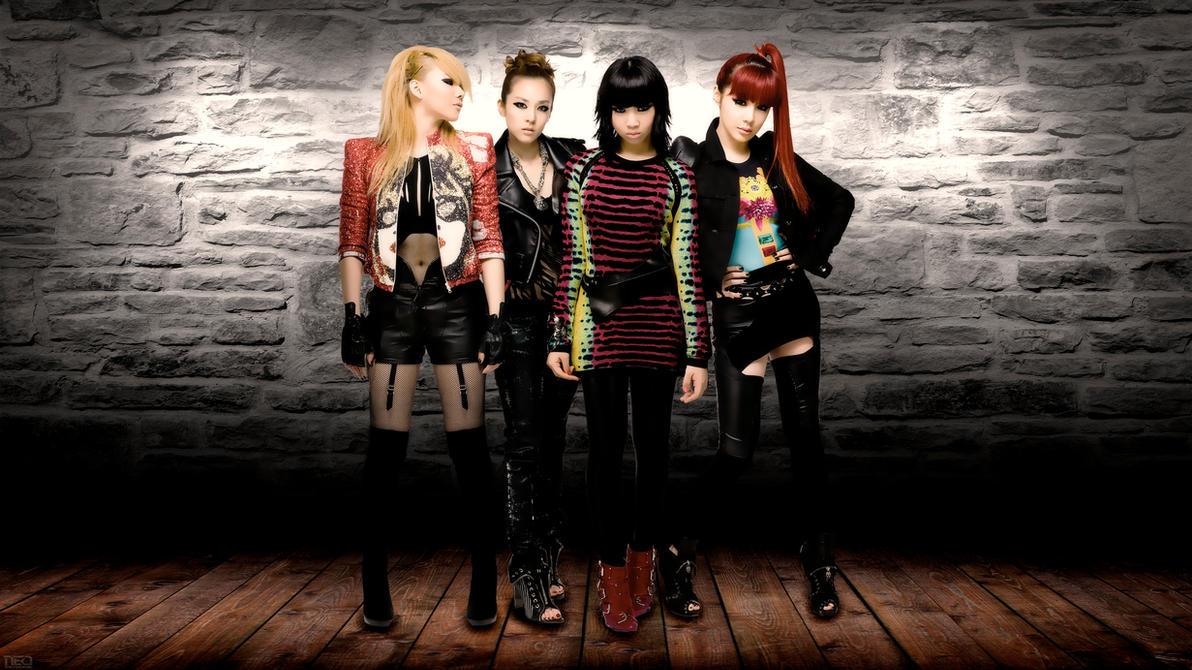 2NE1 Classic by NEO-Musume