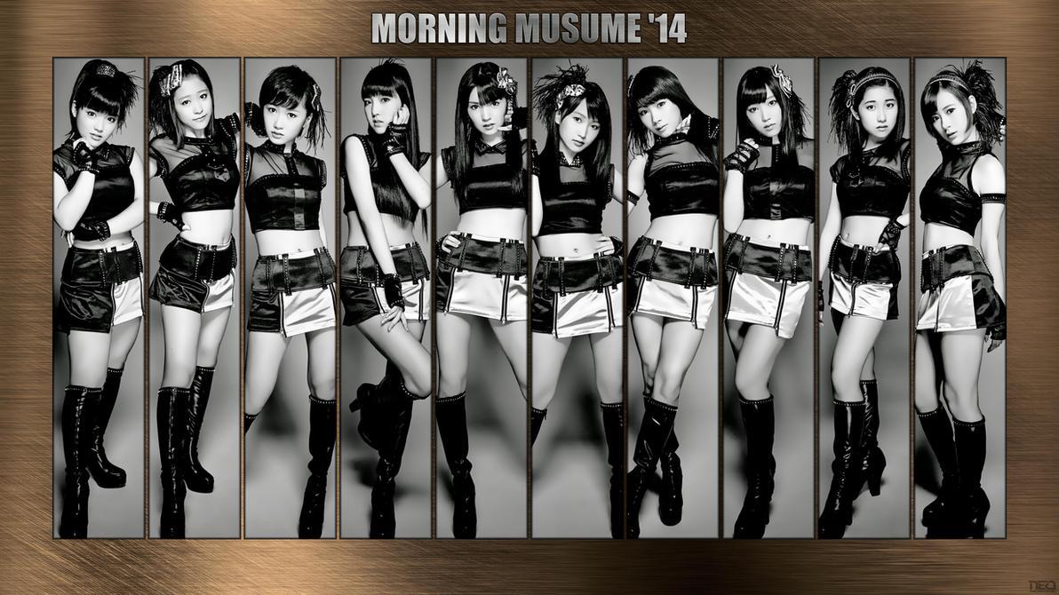 Morning Musume Metallic by NEO-Musume