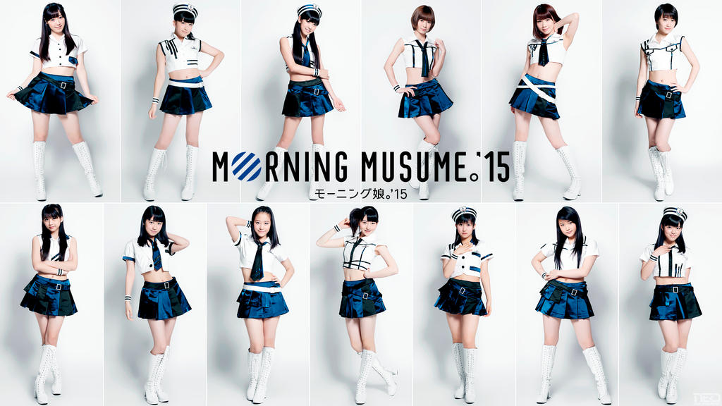 Morning Musume 15 by NEO-Musume