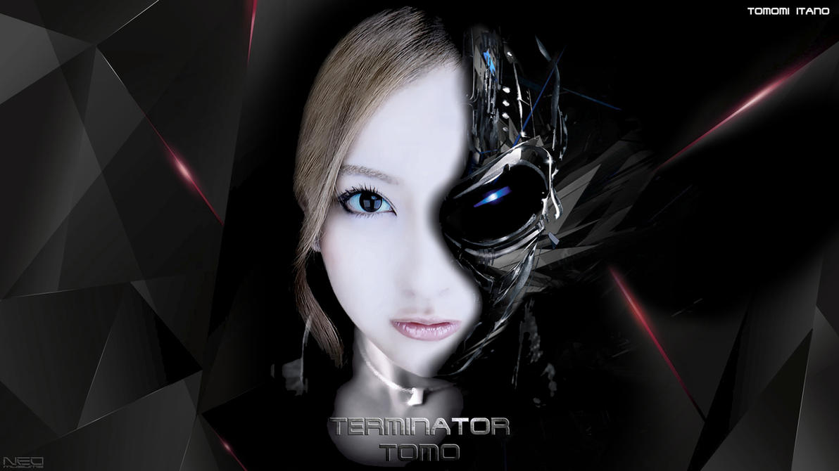 Terminator Tomo by NEO-Musume