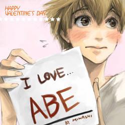 Happy Valentine's Day by iamFUN