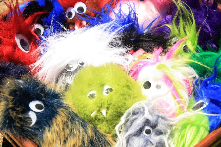 Pocket Monsters by EvilLittleGirls