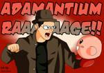 ADAMANTIUM RAGE