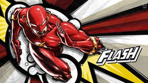 The Flash Video Game Menu Art by Roger-Robinson