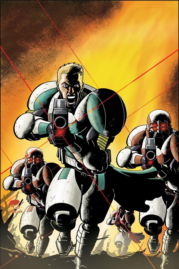 LastFall 03 Variant Cover by Roger-Robinson