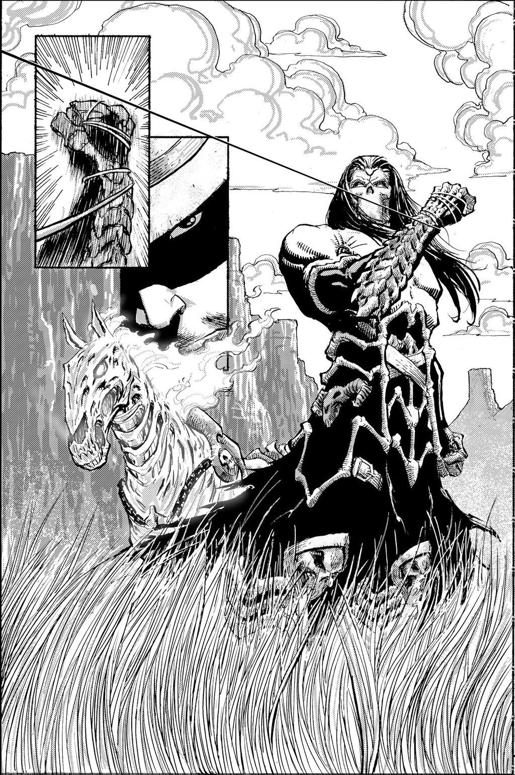 Darksiders ll 2 pg 2 by Roger-Robinson