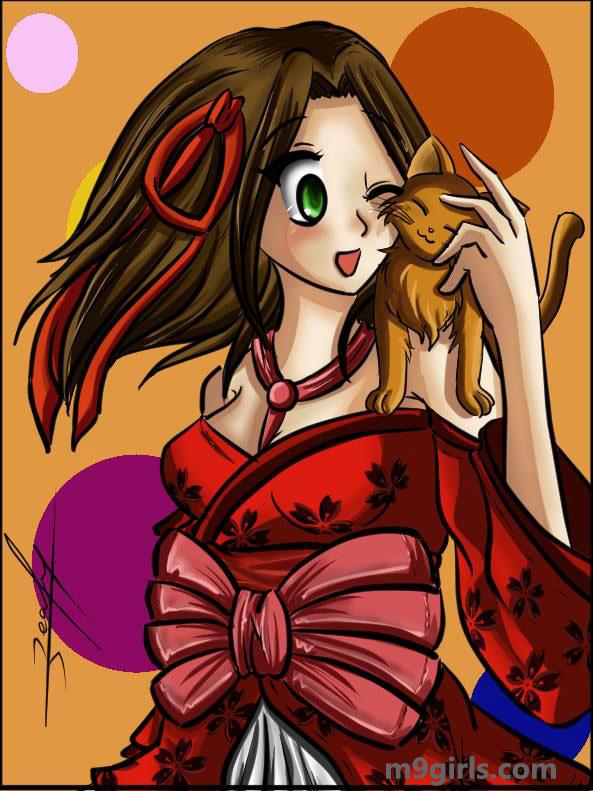 Karlita is Fashionable by rulopotamo