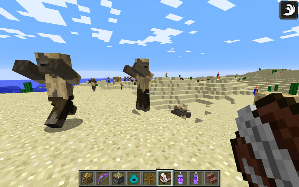 Minecraft Husk by PokeSong on DeviantArt