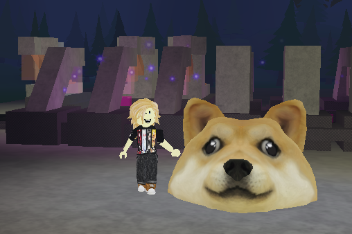 XD A Doge Head by PokeSong on DeviantArt