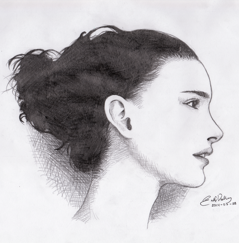Natalie Portman by AtokLanzeros