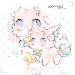 (CLOSED)Adoptable(129):Pastel Star