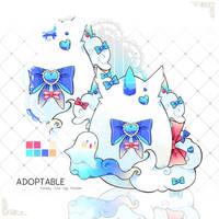 (CLOSED)Adoptable(147):Fantasy Cute Monster Egg