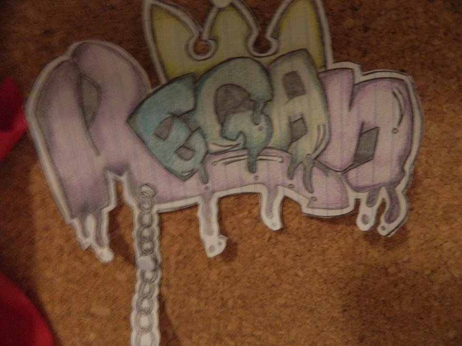 Megan (Graffiti) by XDGuitar-ChickXD on DeviantArt