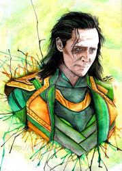 Loki the God of Mischief