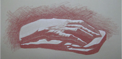 Hand Study by ArtistStorm
