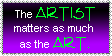 Artist matters by tailartz